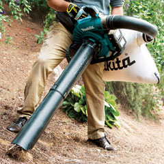Makita - Blowers, Brushcutters, Hedge & String Trimmers