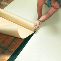 Protecto Wrap - Anti Fracture, Waterproofing & Liquid Membranes & Sound Control Mats