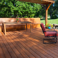 Allweather Wood - Treated Wood Decking