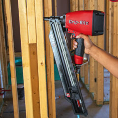 Grip-Rite - Nailers & Staplers