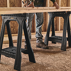 Stanley Hand Tools - Sawhorses